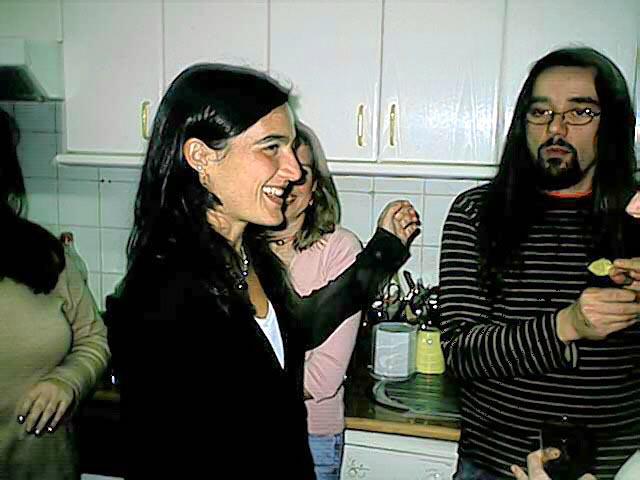 Mónica y Ufo