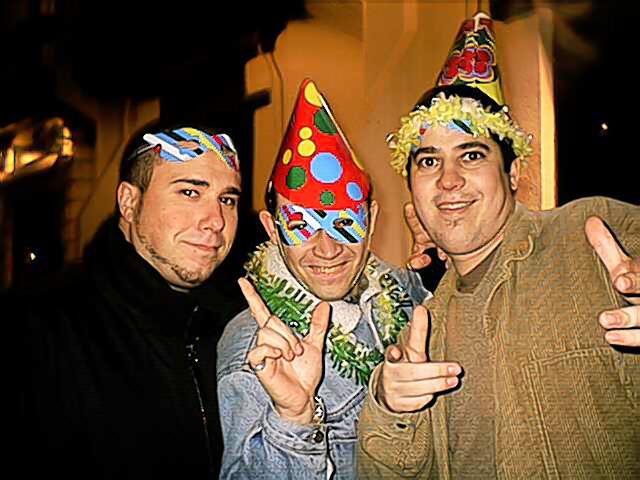 Trio calaberO