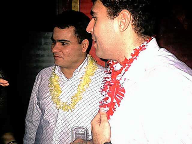 Jano y colega