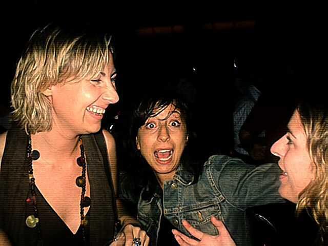 Marta, Rosa y Marina